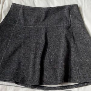 Loft Textured Flippy Skirt—NWT!